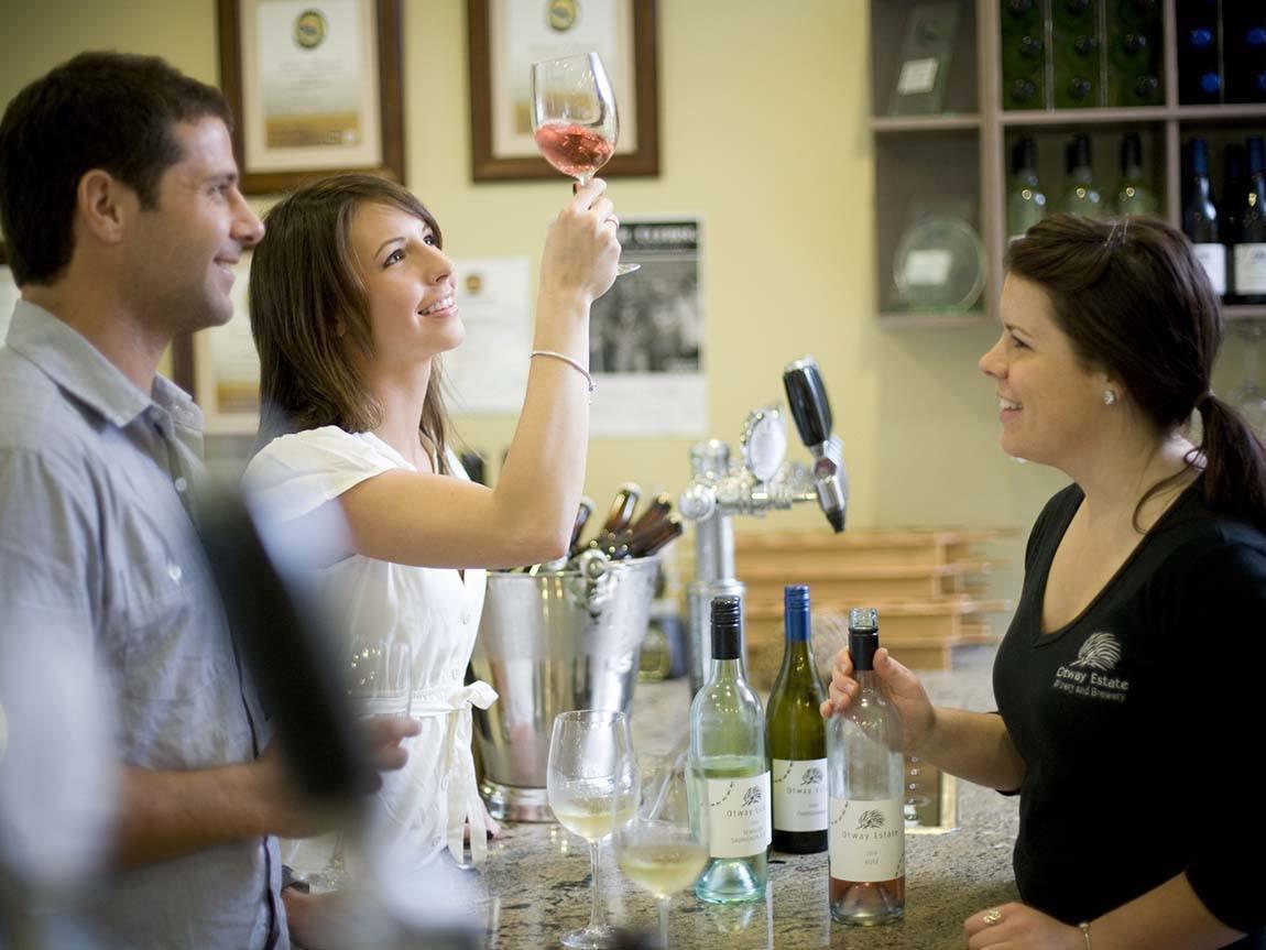 Enjoy the World Famous Australian Wine